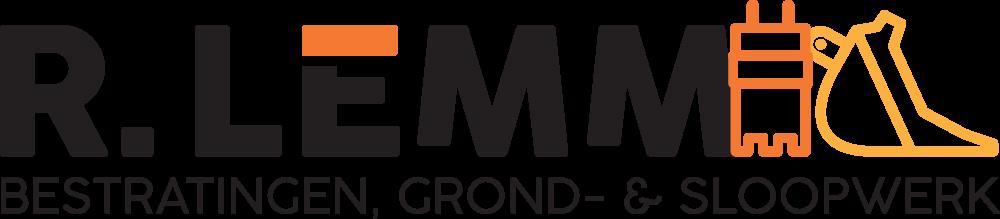 R. Lemm Bestratingen Grond- en Sloopwerken